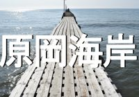 千葉県にある木製の桟橋が美しいSNS映えスポット『原岡海岸』へ潜入調査!