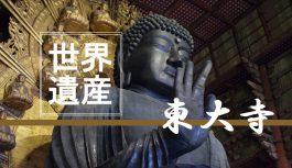 改めて観て感動した「奈良の大仏」で知られる世界遺産『東大寺』に行ってみた